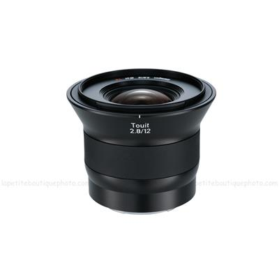 Zeiss Touit Distagon 12mm f2.8 /Sony E/FE (APS-C)
