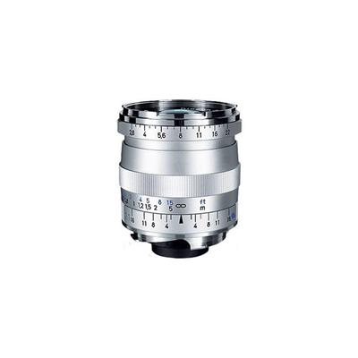Zeiss Biogon T* 2.8/21mm ZM Silver